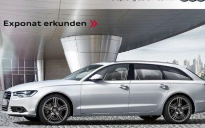 Augmented Reality Anwendung für Audi AG