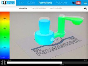 Visualisierungsprojekt mit der Uni Magdeburg