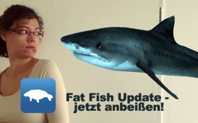 Neuer Fang mit Fat Fish Update